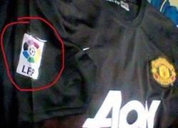 Enlace a Ahora el Manchester United juega en la Liga BBVA