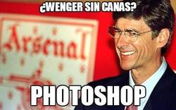 Enlace a ¿Wenger sin canas?