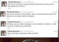 Enlace a El extraño caso de Tomás Roncero