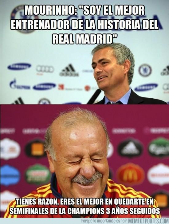 193182 - Mourinho el mejor entrenador del Real Madrid, si claro...