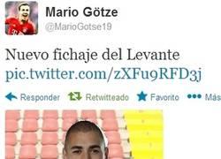 Enlace a Nuevo fichaje del Levante por @MarioGotse19