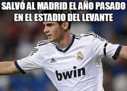 Enlace a Salvó al Madrid el año pasado en el estadio del levante