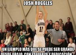 Enlace a Josh Ruggles, de Youtube al estrellato