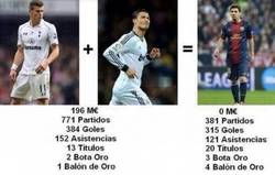 Enlace a Messi vs CR-Bale