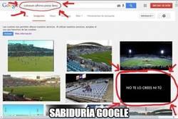 Enlace a Google es Sabio [Getafe inside]