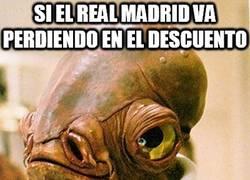 Enlace a Otra vez más, el Real Madrid gana en el descuento