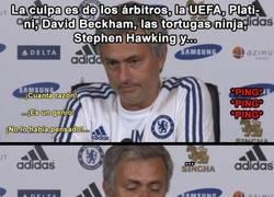 Enlace a Mientras tanto, Mourinho tras la crisis del Madrid