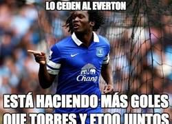 Enlace a Lo ceden al Everton