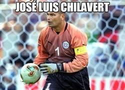 Enlace a José Luis Chilavert