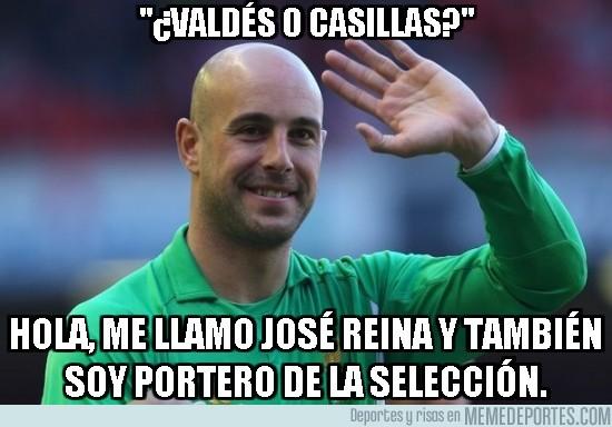 194766 - '¿Valdés o Casillas?'