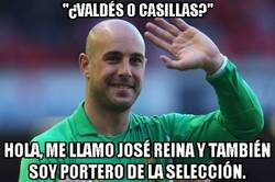 Enlace a '¿Valdés o Casillas?'
