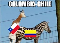 Enlace a Colombia-Chile