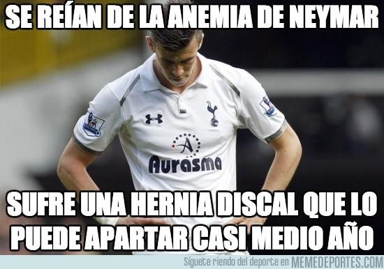 195078 - Se reían de la anemia de Neymar