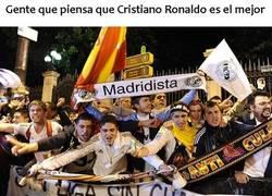 Enlace a Los que piensan que CR7 es el mejor y los que piensan que lo es Messi