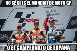 Enlace a No sé si es el mundial de Moto GP