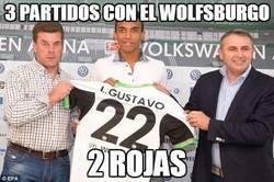 Enlace a 3 Partidos con el Wolfsburgo