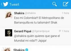 Enlace a Shakira vs Piqué. El mundial puede causar una ruptura