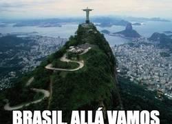 Enlace a ¡Brasil, allá vamos!