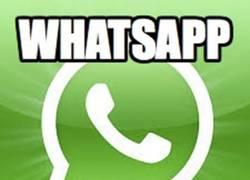 Enlace a WhatsApp se vuelve a caer solo