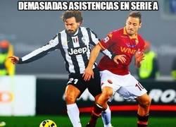 Enlace a Demasiadas asistencias en Serie A