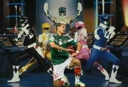 Enlace a Y el nuevo Power Ranger es...