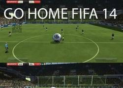 Enlace a Vete a casa FIFA 14, estás borracho