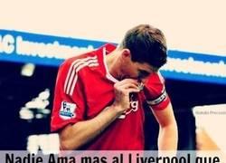 Enlace a Amor al Liverpool