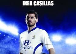 Enlace a Iker Casillas, el hombre anuncio
