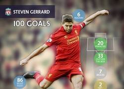 Enlace a Todos los goles de Gerrard en la Premier
