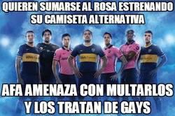 Enlace a Lamentable lo que ha pasado con Boca #sumatealrosa