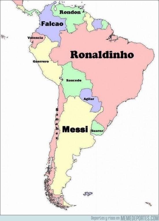 197493 - Esto es todo lo que sé de Sudamérica
