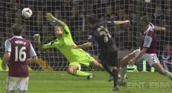 Enlace a GIF: Golazo de Silva ante el West Ham United