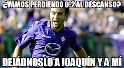 Enlace a La Fiorentina le remonta un 0-2 a la Juve con hat-trick de Rossi