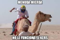 Enlace a Camellos sin kers, ¿pero esto qué es?