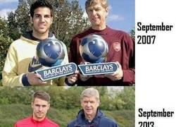 Enlace a Tras 6 años, el Arsenal vuelve a conquistar premios mensuales
