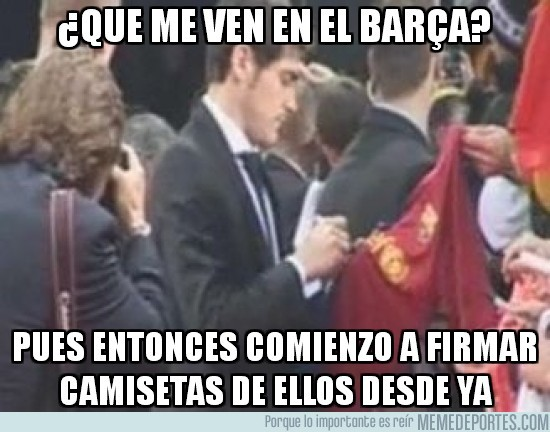 197843 - ¿Que me ven en el Barça?