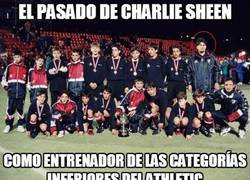 Enlace a El pasado de Charlie Sheen