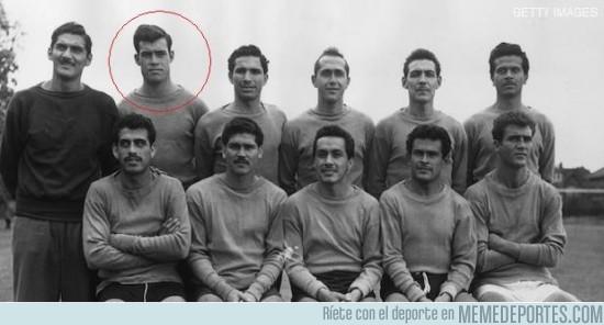 198059 - Gareth Bale viajero del tiempo con la selección mexicana 1962
