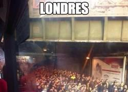Enlace a Londres de Champions