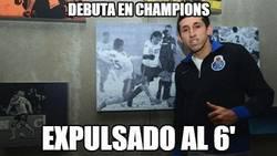 Enlace a Debuta en Champions