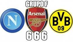 Enlace a Grupo F, 666, el grupo del demonio