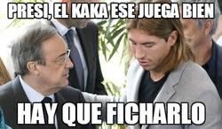Enlace a Presi, el Kaká ese juega bien