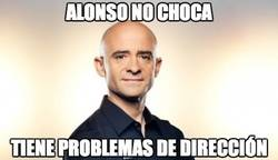 Enlace a Alonso no choca