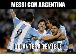 Enlace a Bad luck Messi