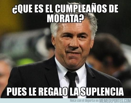 198620 - ¡Felicidades Morata!