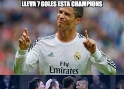 Enlace a Lleva 7 goles esta Champions
