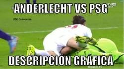 Enlace a Anderlecht vs PSG
