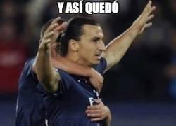 Enlace a Zlatan Ibrahimovic tras sus 4 goles