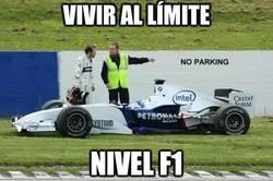 Enlace a Vivir al límite, nivel F1