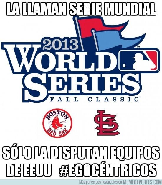 199083 - La llaman Serie Mundial